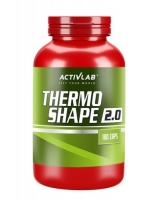 Activlab Thermo Shape 2.0 180 капсул