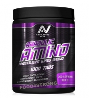 Athletic Now Anabolic Amino Whey 1000 таб