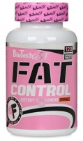 BioTech Fat Control 120 chewing Tablets