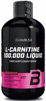 BioTech USA  L-Carnitine 100000 liquid