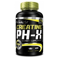 BioTech USA  Creatine pHX 210 капсул