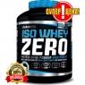 BioTech USA ISO WHEY ZERO Lactose FREE 2270 g (5 lb)