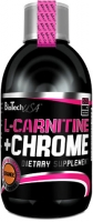 BioTech USA  L-Carnitine 35.000 mg + Chrome concentrate 500 мл
