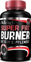 BioTech USA Super Fat Burner 120 tab