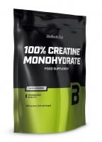 BioTech USA 100% creatine monohydrate (100 Serv) 500 g