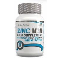 BioTech Zinc Max 100 tabs