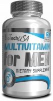 BioTechUSA Multivitamin for Men 60 tab
