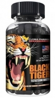 Cloma Pharma Black Tiger 100 капс