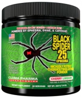 Cloma Pharma Black Spider Powder 210g