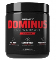 DeadLift Dominus Pre-Workout 30 порций