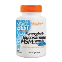 Doctor's Best Glucosamine MSM 180 капс