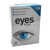 FA Nutrition Eyes Formula 30 tabl