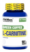 Fitmax - Green Coffee L-Carnitine 90 капс