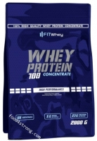 FitWhey Whey Protein 100 WPC 2000g