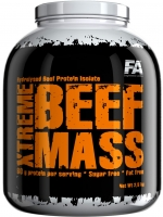 Fitness Authority Xtreme Beef Mass 2500g