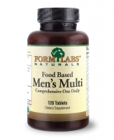 Form Labs Food Based Men's Multivitamins 60 tabs