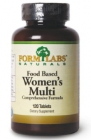 Form Labs Food Based Women's Multivitamins 120 tabs