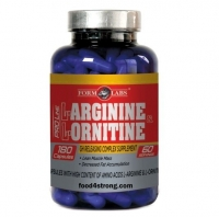 Form Labs L-Arginine + L-Ornithine 180 caps