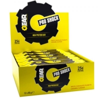 GEAR ProShock Protein Bar 80g