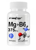 IronFlex Mg B6 375 мг 100 таблеток