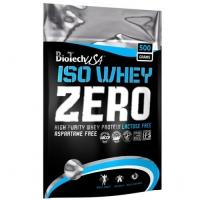 BioTech USA ISO WHEY ZERO Lactose FREE 500 грамм