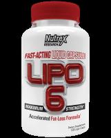 Nutrex Lipo-6 60 капс