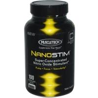 MuscleTech NanoStim 100 каплет