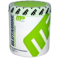 MusclePharm Glutamine Core Series 300 грамм