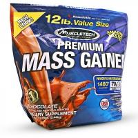 MUSCLETECH 100% Mass Gainer 5,5 кг