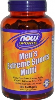 Now Men's Extreme Sports Multi 90 Softgel