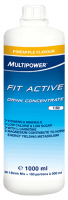 Multipower Fit Active konc L-Carn 1l