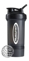 Шейкер MuscleTech - Premium с контейнером 550 мл