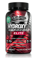 MuscleTech Hydroxycut Hardcore Elite 60 капс