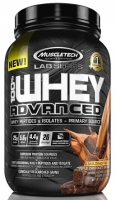 MuscleTech Lab Series 100% Whey Advanced 908 g
