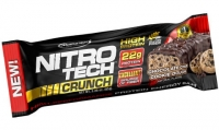 MuscleTech Nitro Tech Crunch Bar 65 грамм