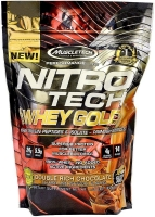 MuscleTech Nitro-Tech 454 грамм