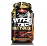 MuscleTech Nitro-Tech Gold 100% Whey 1130 g