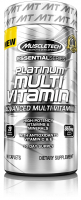 MuscleTech Platinum Multivitamin 90 caplet