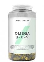 MyProtein Omega 3-6-9 120 caps