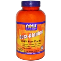 NOW Beta-Alanine Powder 500 g