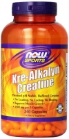 NOW Kre-Alkalyn Creatine 240 caps