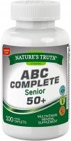 Nature's Truth ABC complete senior 50+ 100 капс