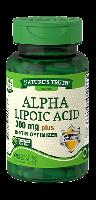 Nature's Truth Alpha Lipoic Acid 300 мг 60 капсул