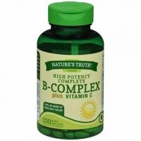 Nature's Truth B-complex plus Vitamin С 100 капс