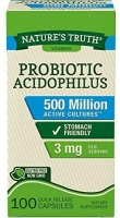 Nature's Truth Probiotic Acidophilus 100 капсул