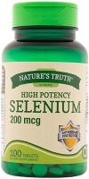 Nature's Truth Selenium 200 мг 100 таб
