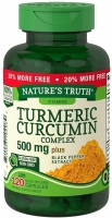 Nature's Truth Turmeric Curcumin 500 мг 120 кап