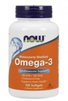 Омега Now Now Omega 3 100 капс