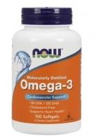 Омега Now Now Omega 3 100 капс