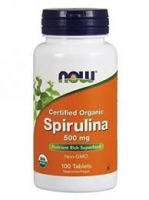 Now Spirulina 100 капс